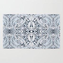 Decorative Lace Rug