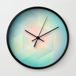 Soft Light Wall Clock