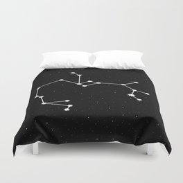 Sagittarius Astrology Star Sign Duvet Cover