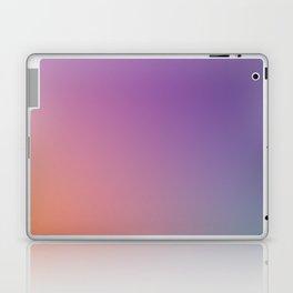 GUILTY  CONSCIENCE - Minimal Plain Soft Mood Color Blend Prints Laptop & iPad Skin