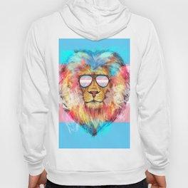 Trans Lion Pride Hoody