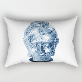 BUDDHA DISCO Rectangular Pillow