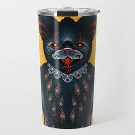 Black Bat Travel Mug