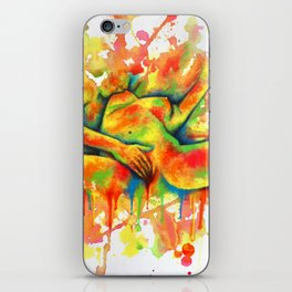 Colorful Climax iPhone Skin