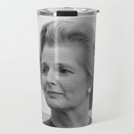 Margaret Thatcher Travel Mug