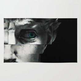 David's eye Rug