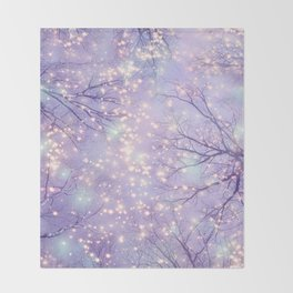 Each Moment of the Year Has Its Own Beauty Throw Blanket