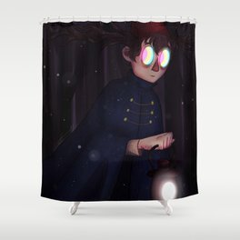 Wirt Shower Curtain