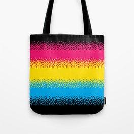 Pixel Perfect Tote Bag