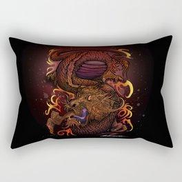 Dragon (Signature Design) Rectangular Pillow
