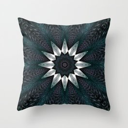 Darkstar Throw Pillow