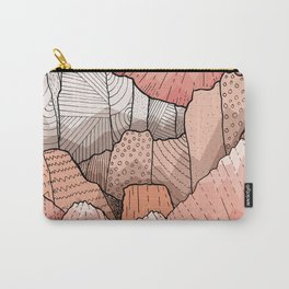 The hills and peaks Carry-All Pouch