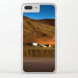 The Old Rectory at Rhossili Clear iPhone Case