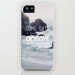 Tonight Alive Poster iPhone Case