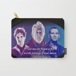 Great Men are Forged in Fire Carry-All Pouch