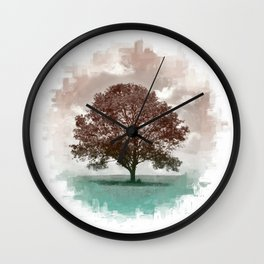 Me Without You Wall Clock