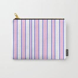 Strips 2-line,band,striped,zebra,tira,linea,rayas,rasguno,rayado. Carry-All Pouch
