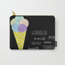 Icecream poster Carry-All Pouch