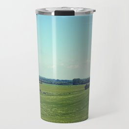 Rolling fields Travel Mug