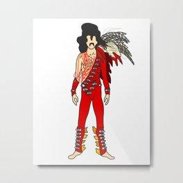 Freddie 2 Metal Print