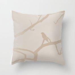 Canarinho Throw Pillow