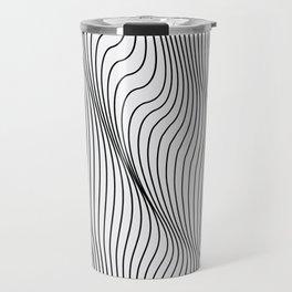 Minimal Curves Travel Mug