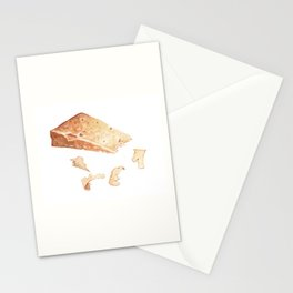 Parmigiano-Reggiano Cheese Stationery Cards
