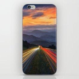 I-70 Traffic iPhone Skin