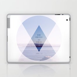 Greater//Less Laptop & iPad Skin
