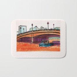 Jones Bridge Bath Mat
