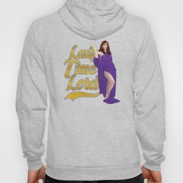 Lady Time Lord Hoody