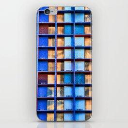 Block Living iPhone Skin