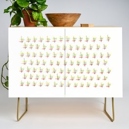 Memories of a kitchentable Credenza