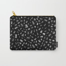 Beetlemania II B&W INVERT Carry-All Pouch