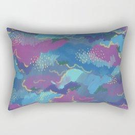 Flarble 56 Rectangular Pillow