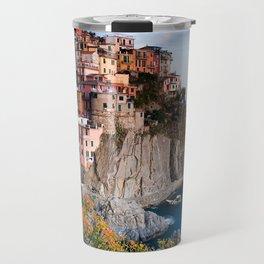 Italy Village Travel Mug
