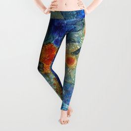 Over Bloom Leggings