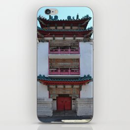 Old Philadelphia Chinatown building - original iPhone Skin