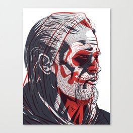 Duality - Sons of Anarchy Canvas Print