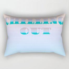 CHILLING OUT  2 Rectangular Pillow