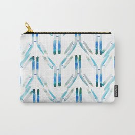 IgG Antibody, Science Art Carry-All Pouch