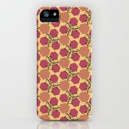 Textile 3 iPhone Case