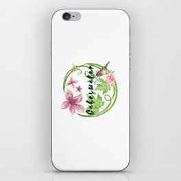Cabeswater iPhone Skin