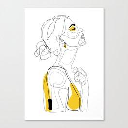 Color Beauty Canvas Print