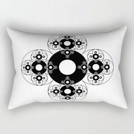 Balanced Orbits 2 Rectangular Pillow