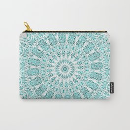 A Glittering Mandala  Carry-All Pouch