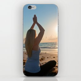 The Peace Within iPhone Skin
