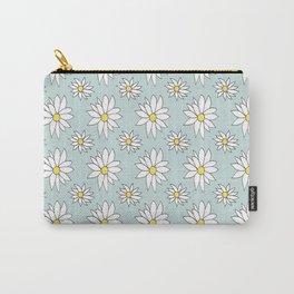 Fresh As A Daisy (Duckegg) Carry-All Pouch