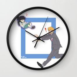 Mob Psycho Wall Clock