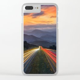 I-70 Traffic Clear iPhone Case